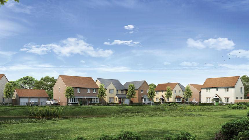 Whittlesey Green (Larkfleet Homes)