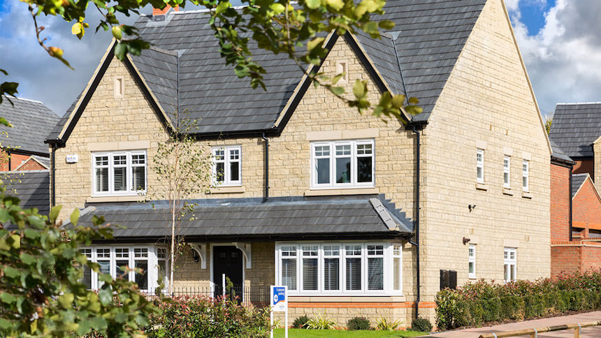 Glassthorpe Grange (Bovis Homes)