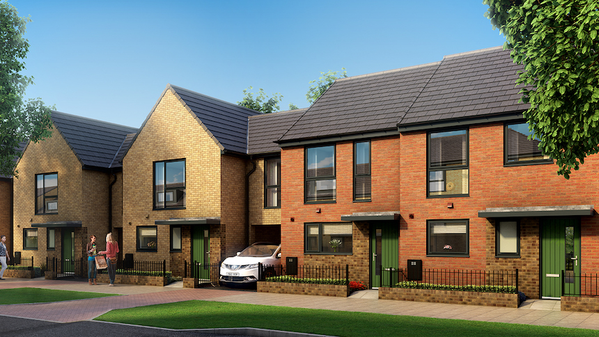The Edge (Keepmoat Homes)
