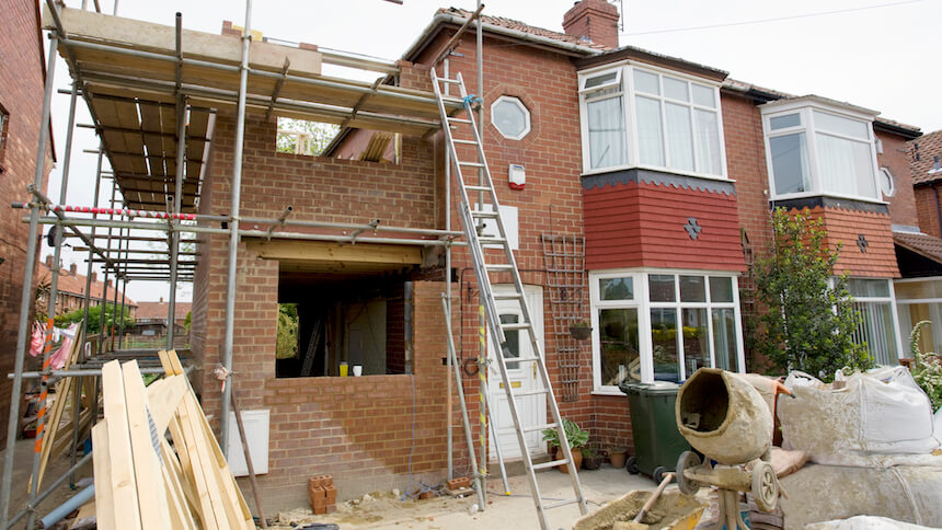 Your guide to getting a home extension