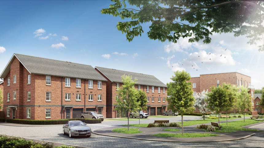 Riverside @ Cathcart (Barratt Homes)