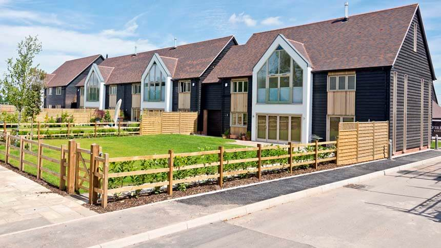 hall farm estate spitfire - Green Technology Homes