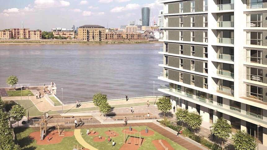 The River Gardens (Bellway Homes)
