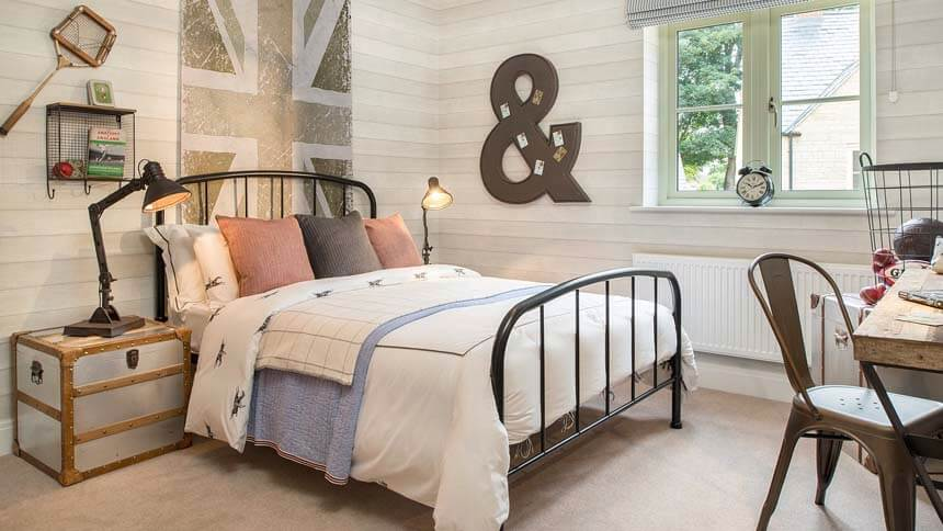 High Trees bedroom 3 (CALA Homes)