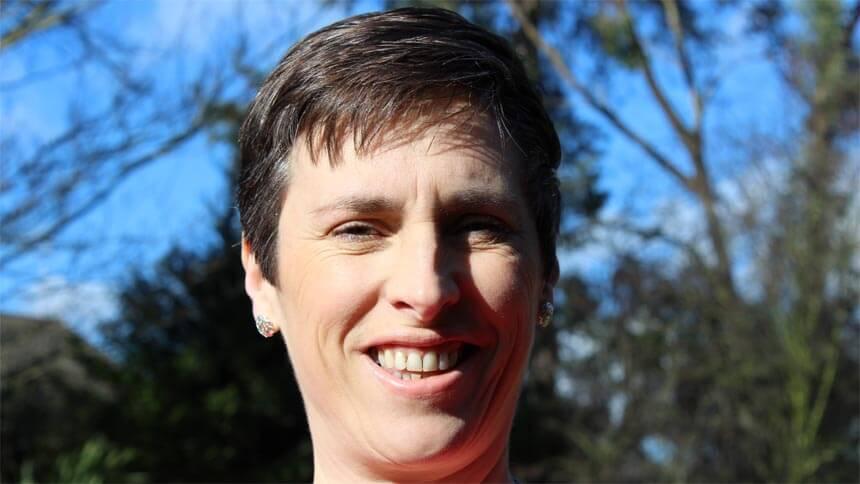 Kate Faulkner - property expert
