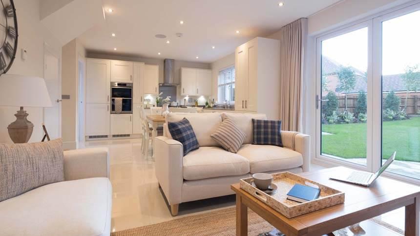 Show home room by room The Cambridge Bisley – Redrow Cambridge House Floor Plan