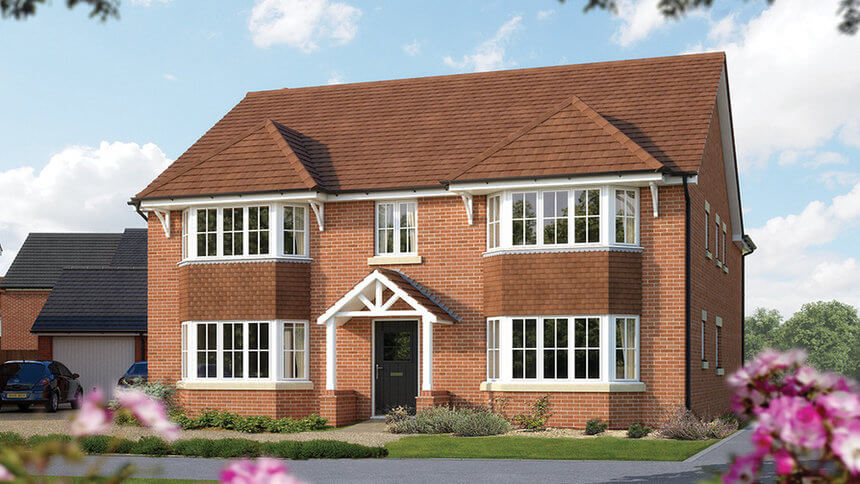 Kings Field St Marys (Bovis Homes)