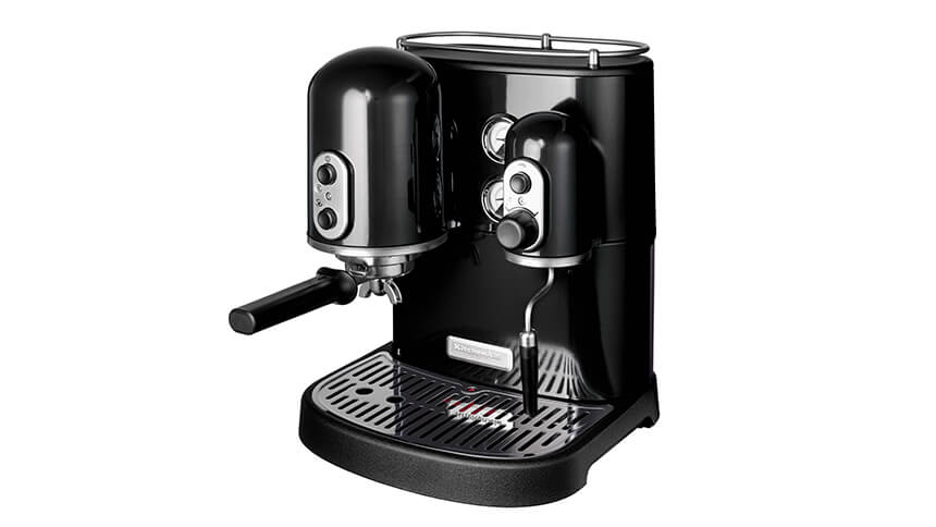 The KitchenAid Artisan Espresso Maker