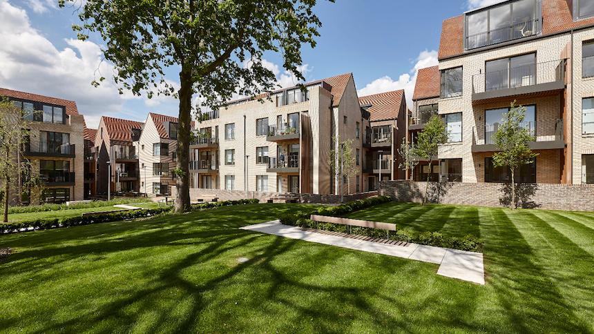 Garden Apartments (Hanover and Hill)
