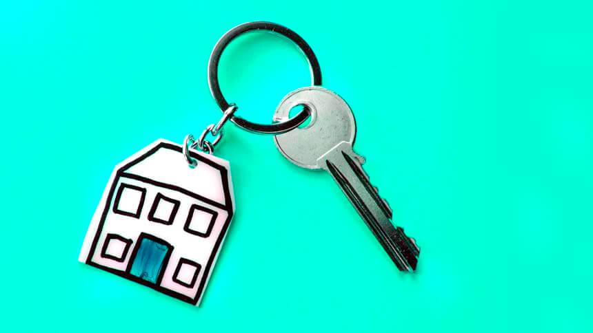 Owning a property is more affordable