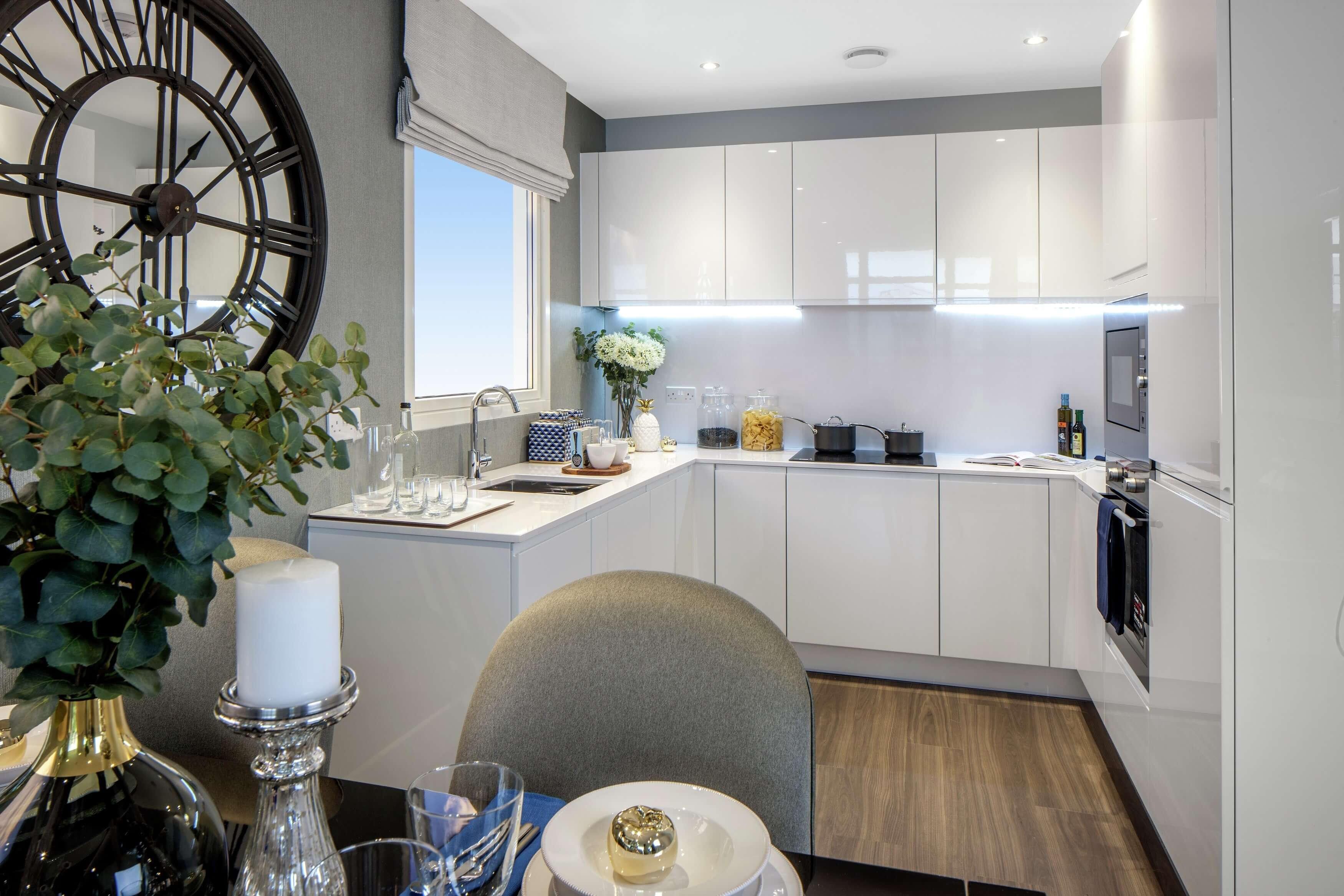 Show Home Room By Room London Square Isleworth - Home design show london