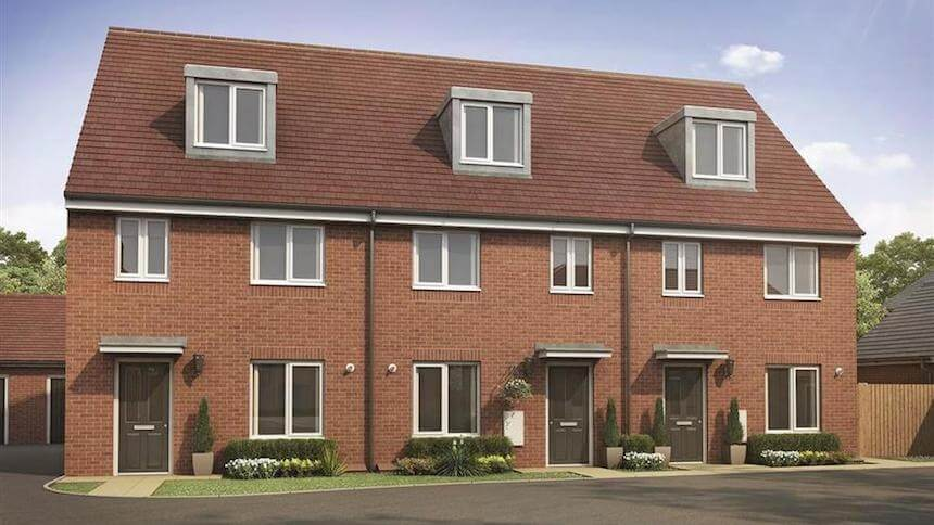 Mayberry Place (Taylor Wimpey)