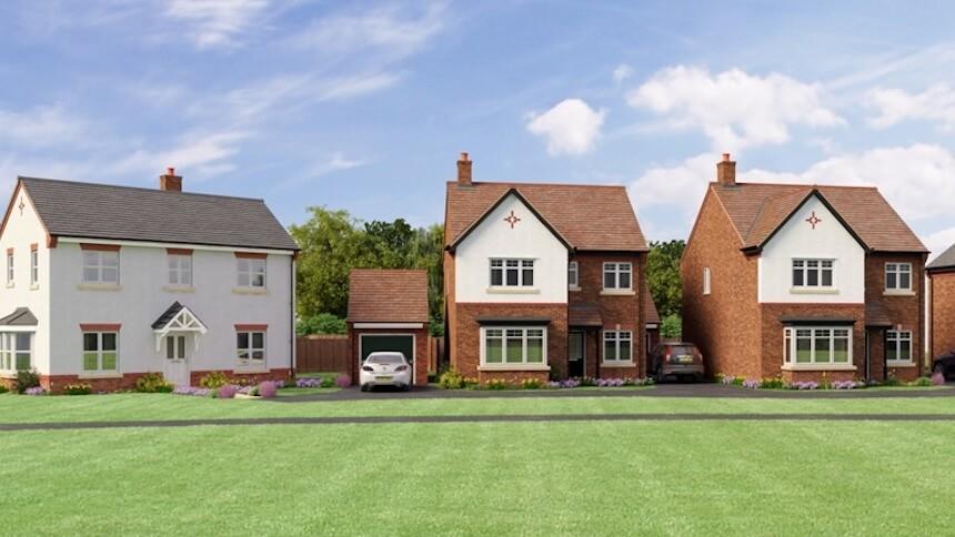 Highfields Phase 1 (Miller Homes)