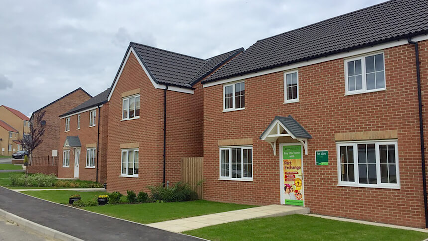 Middles Farm Village (Persimmon Homes)