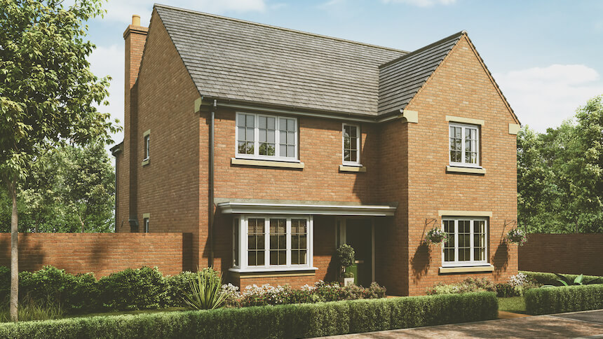Show homes at Cawston Rise to open this weekend