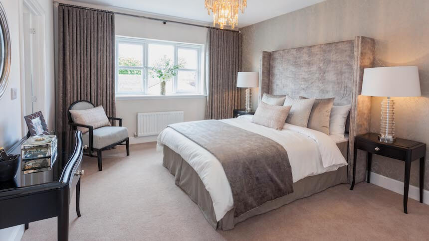 New show home at Glendee development