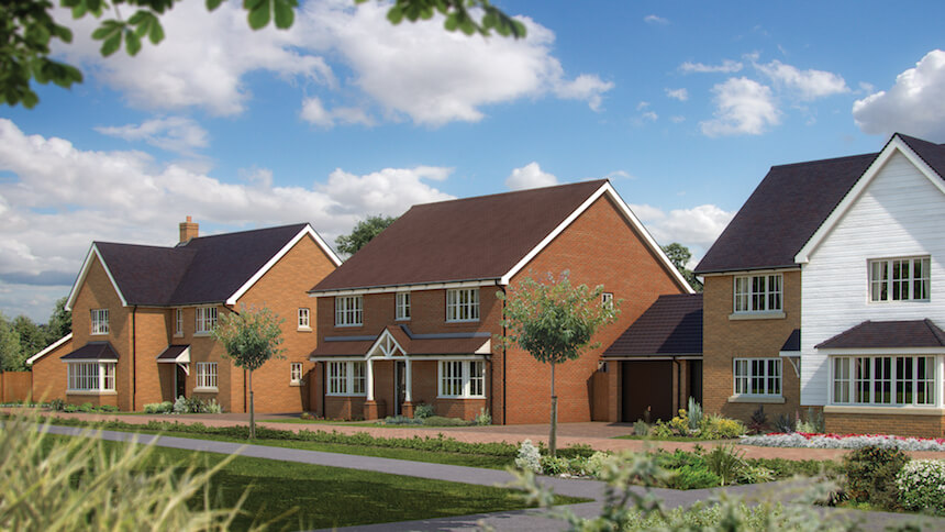 Catkin Gardens (Bovis Homes)