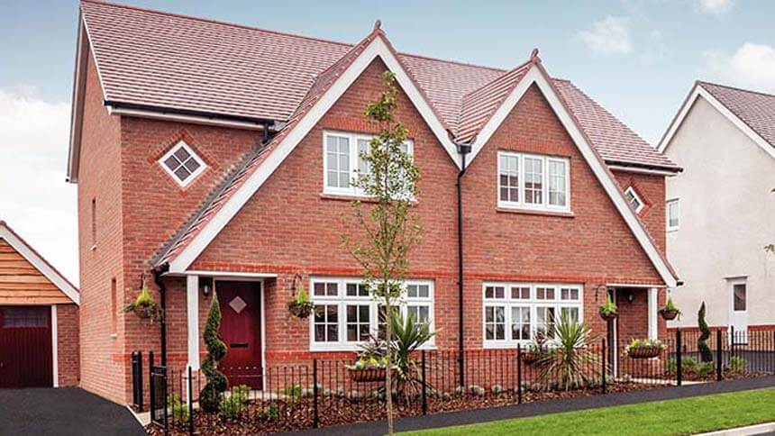 Oaklands Park (Redrow Homes)