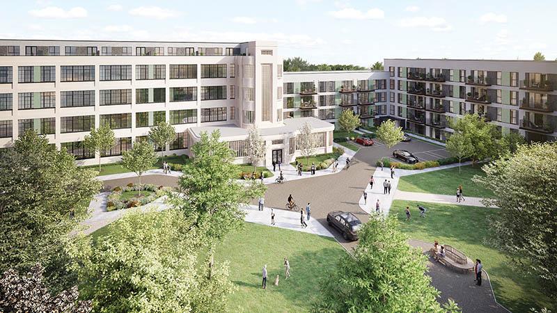 Hayes Village (Barratt London)