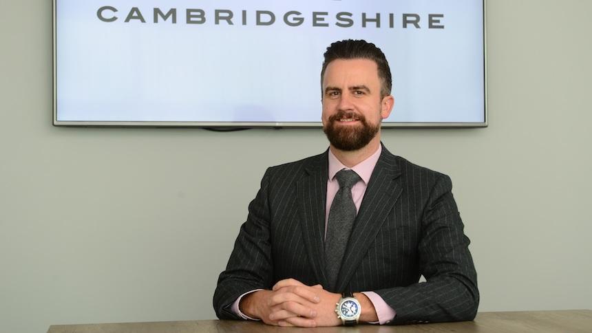 Adam Knight (Barratt David Wilson Cambridgeshire)