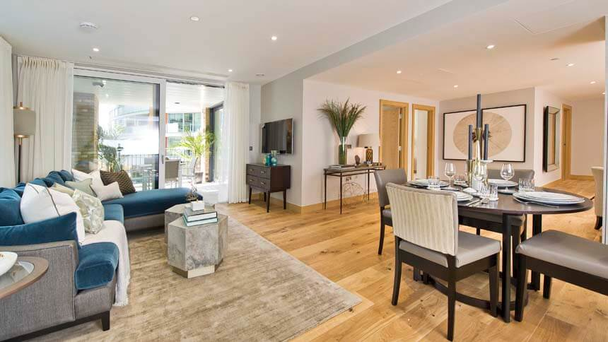 Paddington Exchange Is A Stunning New Apartment Complex In London From Taylor Wimpey Central Featuring Design With Views Across S Skyline