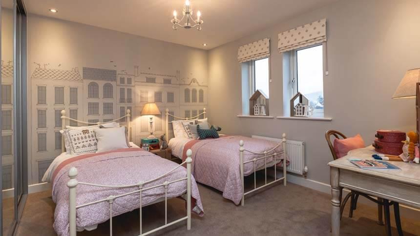 Prestbury Chase child bedroom (Bloor Homes)
