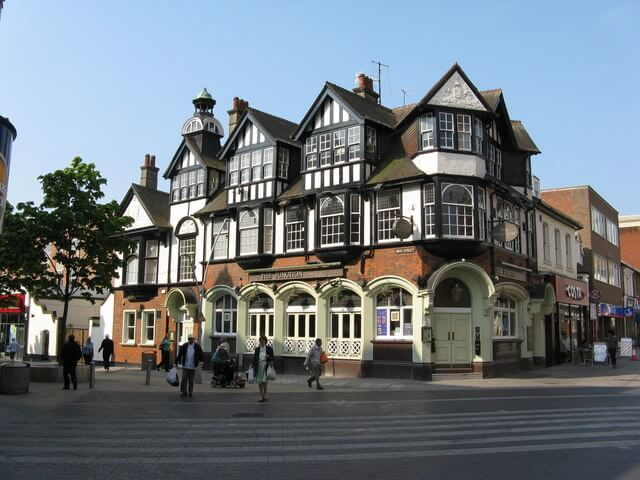 Redhill The Junction