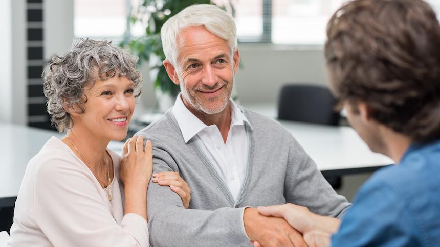 Retirement mortgage options