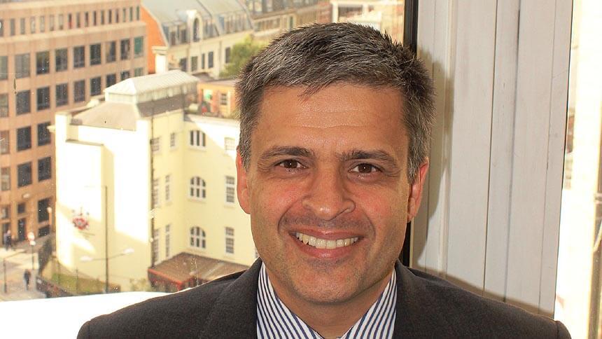 Richard Daver of Rendall & Rittner