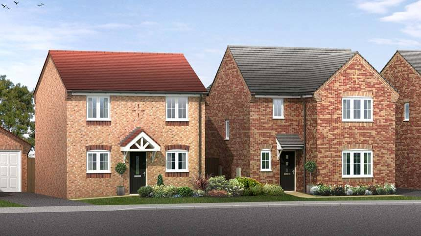 Roman Meadow (Rippon Homes)