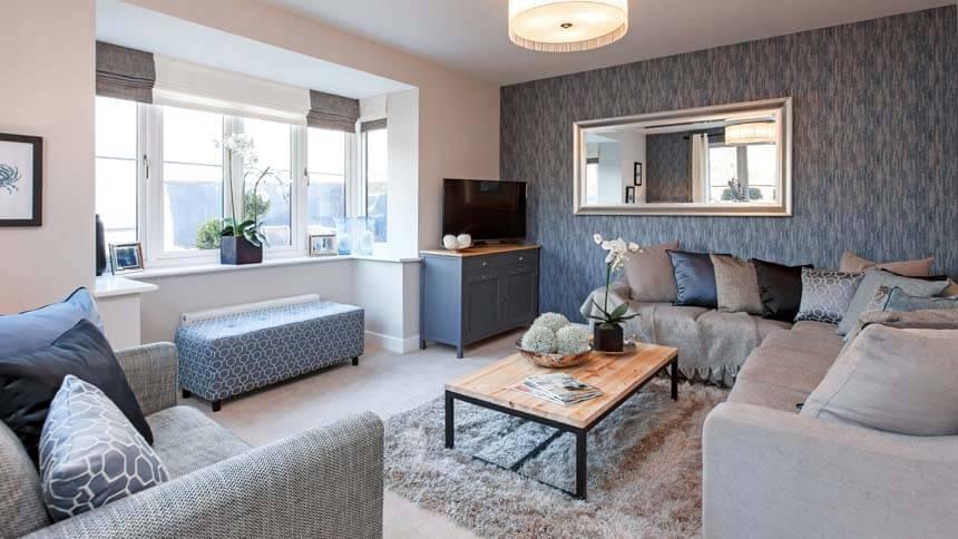 Bloor Homes Living Room