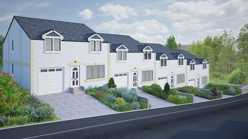 Oakshaw Gardens (Glenacre Developments)