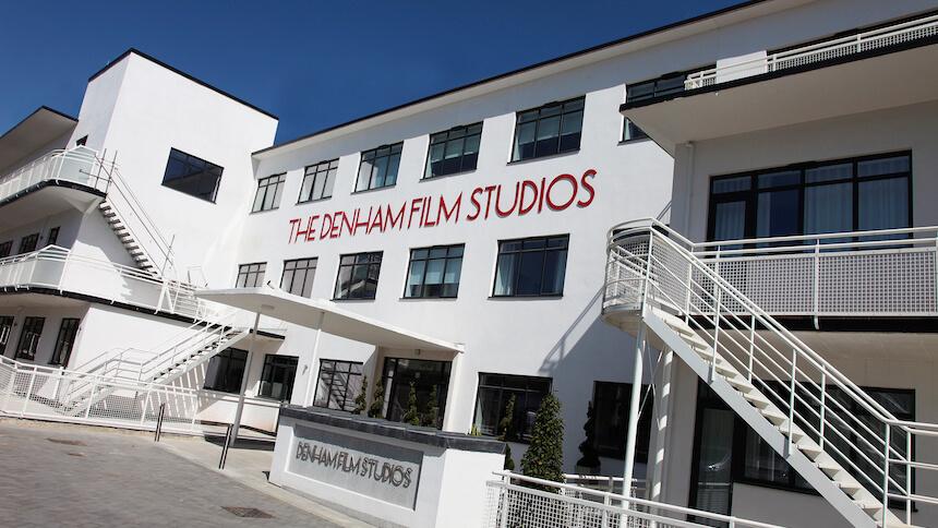 The Denham Film Studios (L&Q)