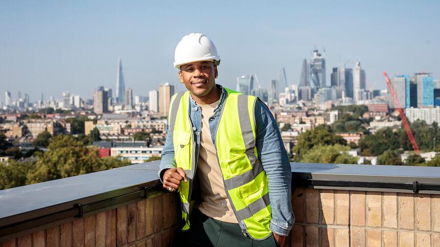 Reggie Yates, Shared Ownership Week ambassador