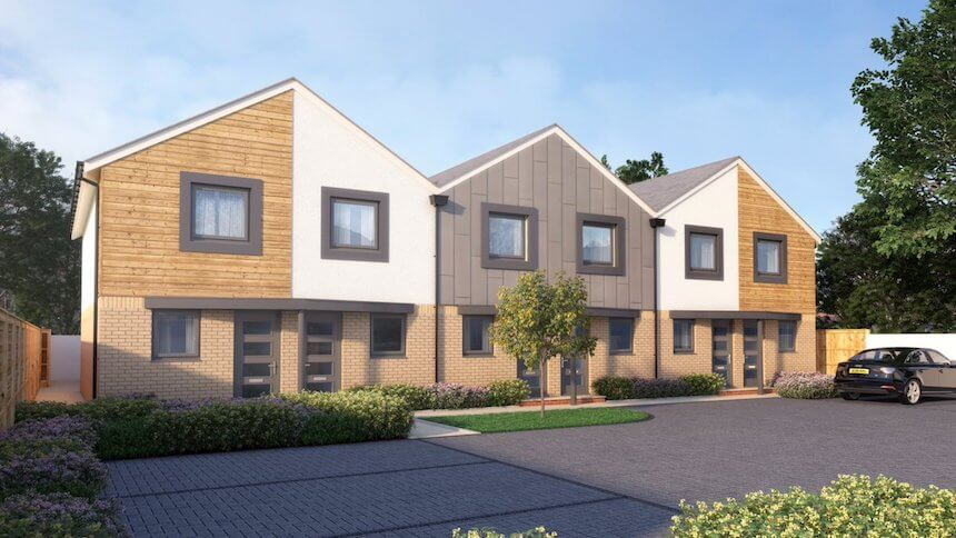 Marina Gardens in Southbourne (Holton Homes)