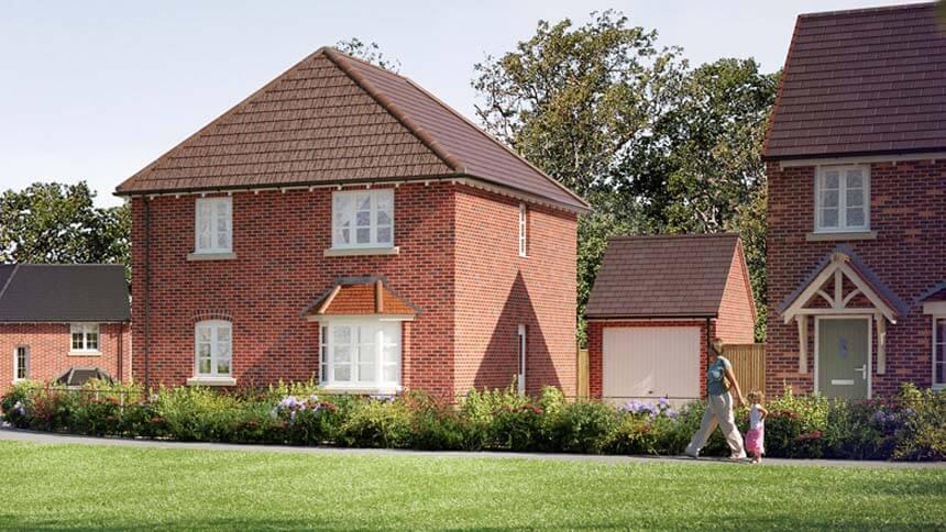 Saxon Fields (Radleigh Homes)