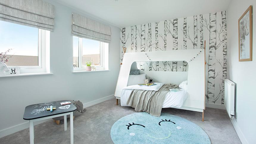 Child's Bedroom at Saxon Reach (L&Q)