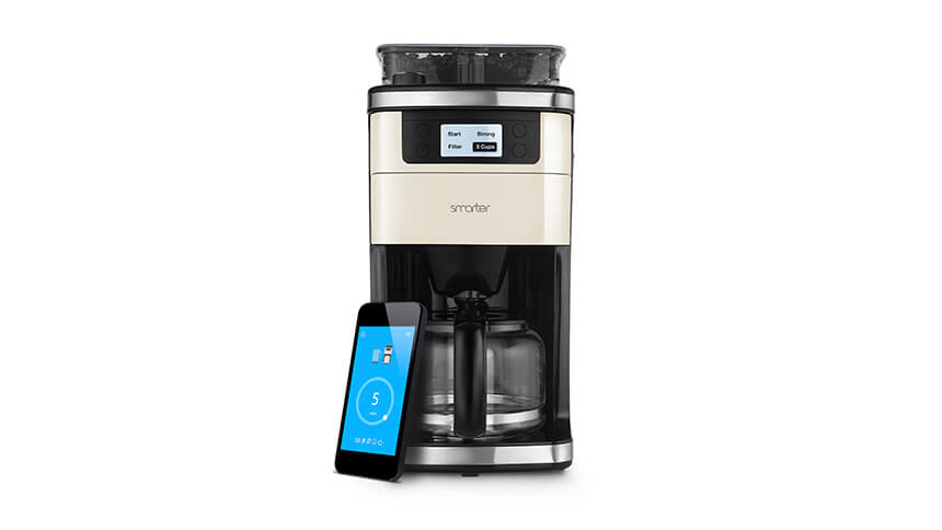The Smarter coffee machine