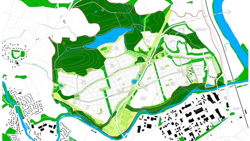 Bertha Park plans