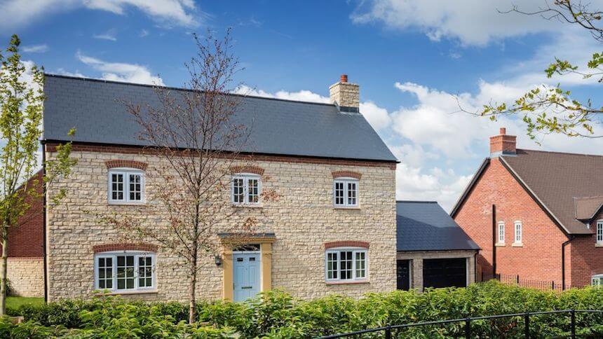 St George's Fields (Morris Homes)