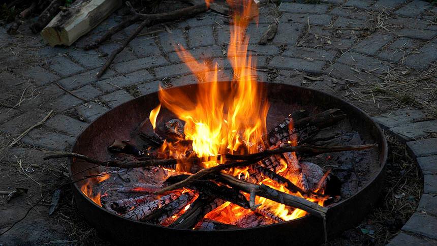 I bring you...fire!