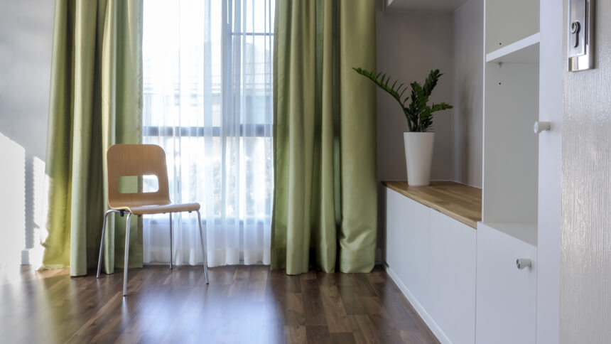 Add a touch of green to your windows
