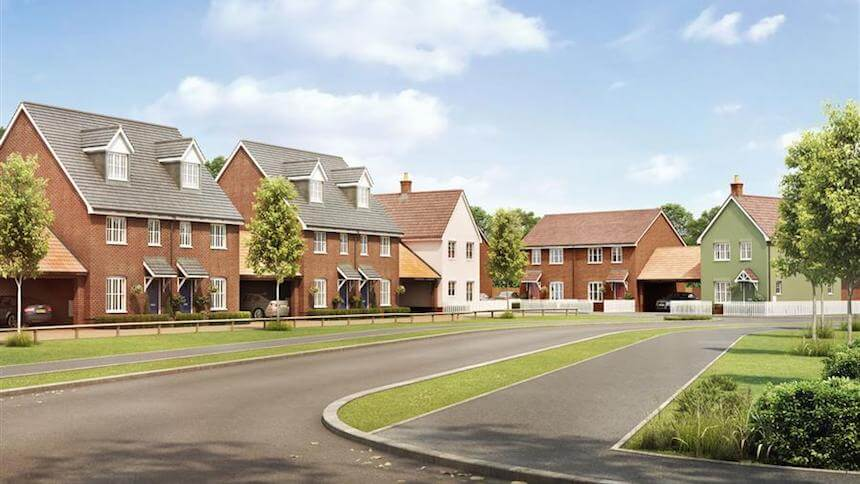 Heather Gardens (Taylor Wimpey)