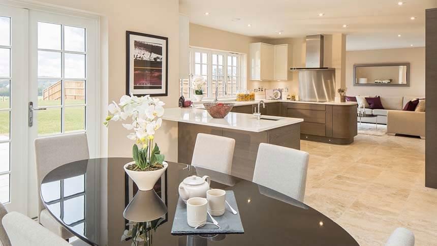 Trueloves Grange kitchen (CALA Homes)