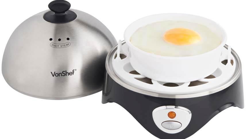 Vonshelf 7 egg boiler
