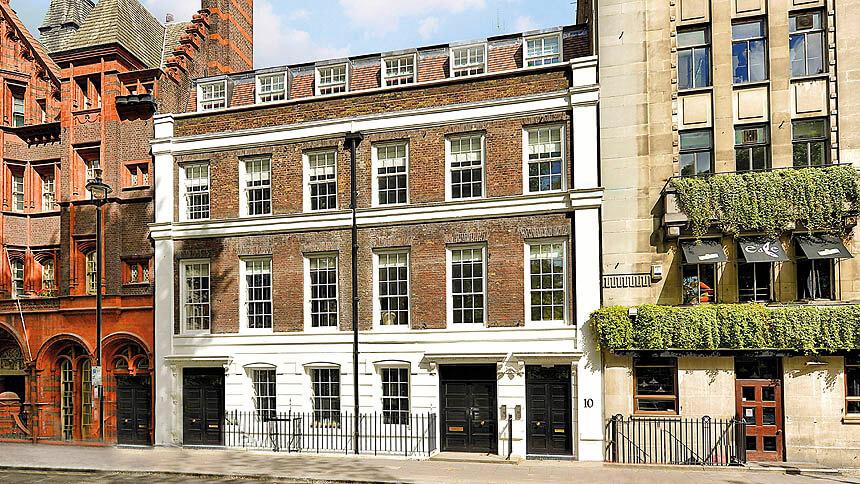 Oakmayne Bespoke's 10 Soho Square