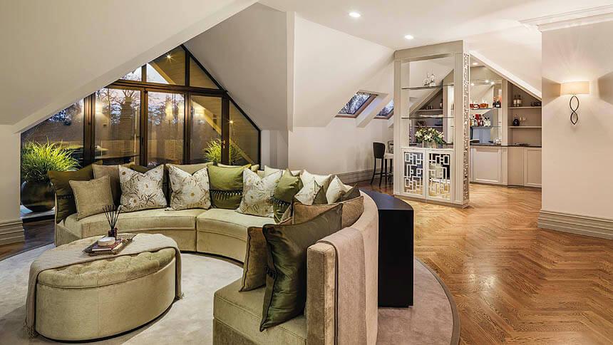 Newcourt's award-winning Alderbrook House
