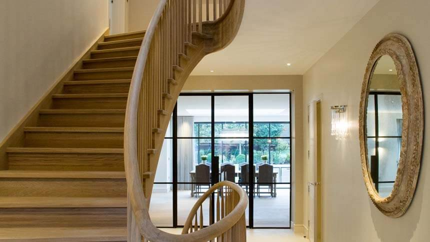 Walpole House staircase (Richstone Properties)