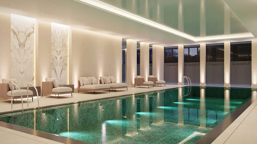 Waterside Club Spa (Berkeley Homes)