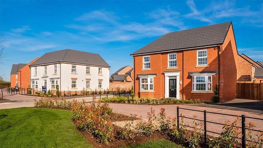 Drayton Meadows (David Wilson Homes)
